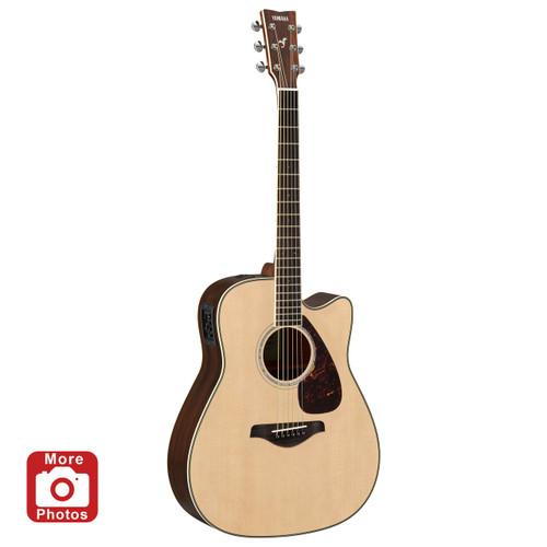 Yamaha FGX830C Acoustic-Electric Guitar