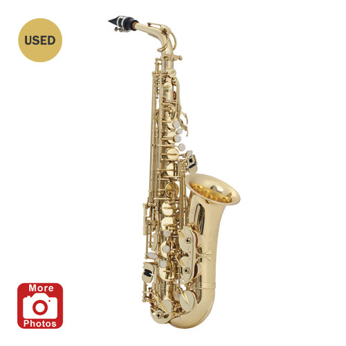 Selmer Prelude AS711 Student Alto Saxophone Used