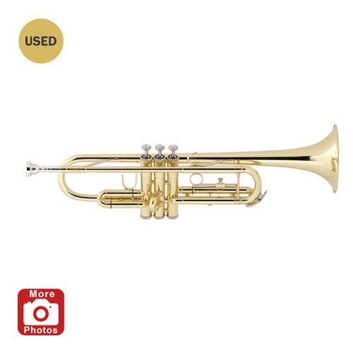 Bach Student Model TR300H2 Bb Trumpet Used