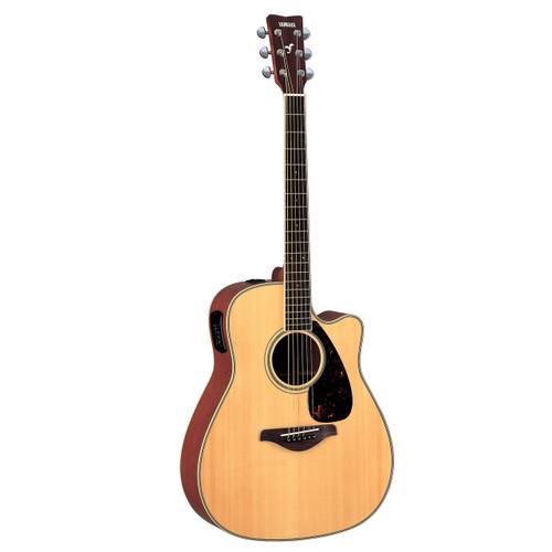 Yamaha FGX720SCA Acoustic-Electric Guitar