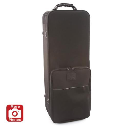 Legacy LTSC200BL Deluxe Tenor Saxophone Case, Black