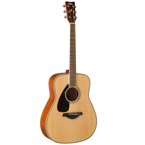 Yamaha FG820L Acoustic Guitar; Left-handed Customer Return