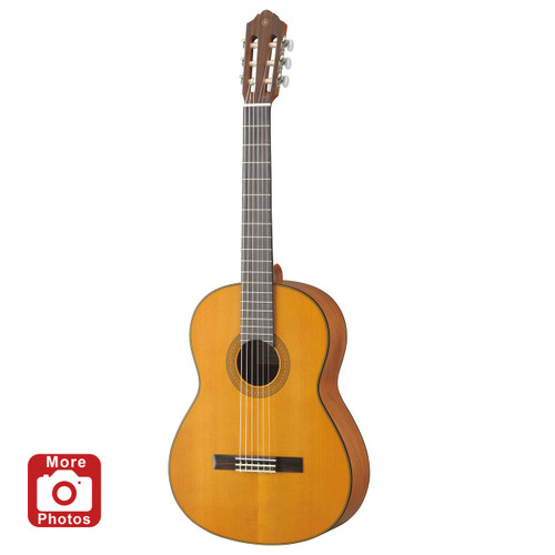 Yamaha CG122MCH Classical Guitar Customer Return
