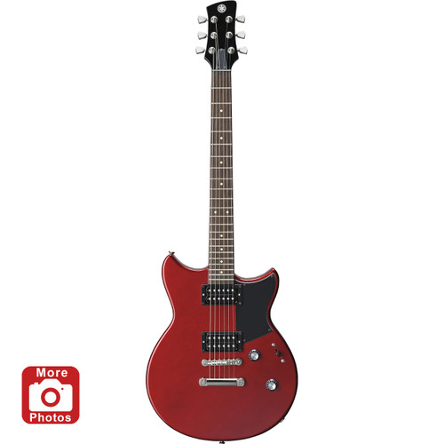 Yamaha RS320RCP Electric Guitar; Red Copper
