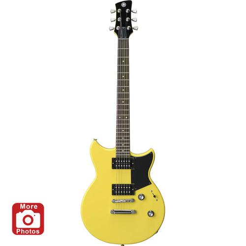 Yamaha RS320SYL Electric Guitar; Stock Yellow
