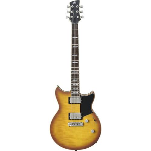 Yamaha RS620BRB Electric Guitar; Brick Burst