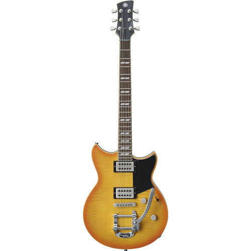 Yamaha RS720BWLF Electric Guitar; Wall Fade