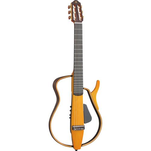 Yamaha SLG130NW Silent Guitar; Classical Style