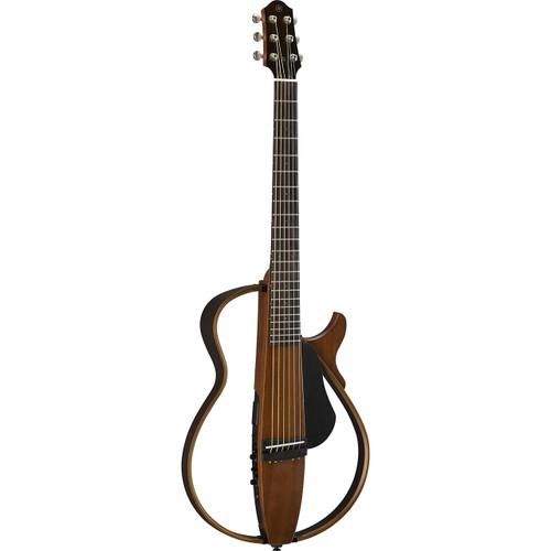 Yamaha SLG200SNT Silent Guitar; Steel String