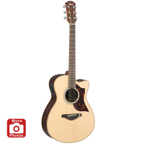 Yamaha AC1RHC Acoustic-Electric Guitar with Case