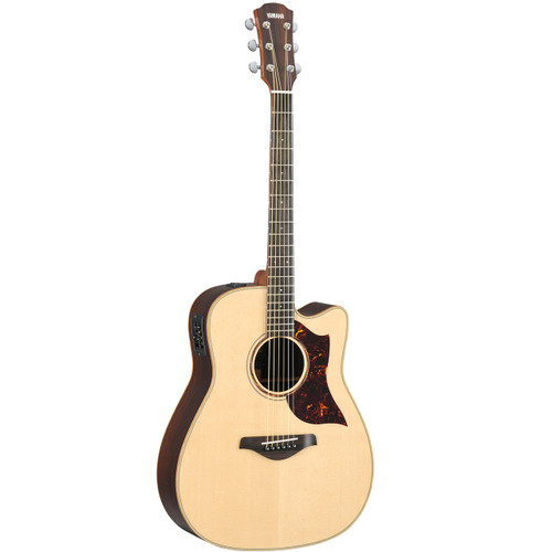 Yamaha AC3RHC Acoustic-Electric Guitar with Case