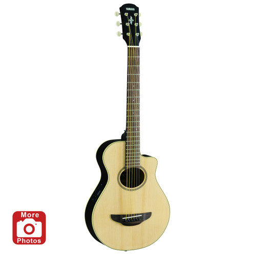 Yamaha APXT2NA Acoustic-Electric Guitar; 3/4 Size