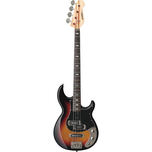 Yamaha BB2024XVS Electric Bass Guitar; Vintage Sunburst
