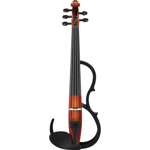 Yamaha SV-255 Silent Violin Pro; Full Size; 5-String