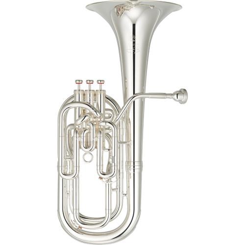 Yamaha YBH-831S Custom Neo Baritone Horn; Silver-Plated