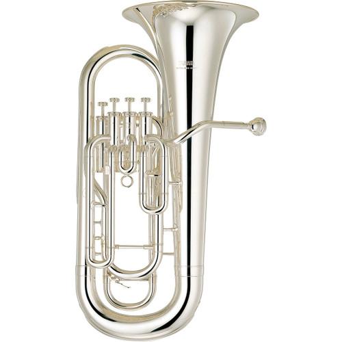 Yamaha YEP-321S Euphonium; Silver-Plated