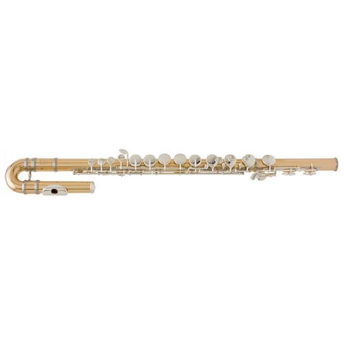 Yamaha YFL-A421UII Alto Flute; Curved Headjoint