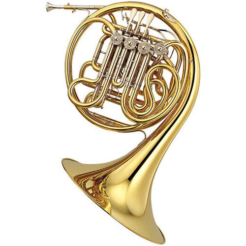 """Yamaha YHR-891L Custom Horn; """"Triple""""; Lacquered"""