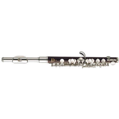 Yamaha YPC-82 Handcrafted Piccolo; Sterling-Silver Headjoint