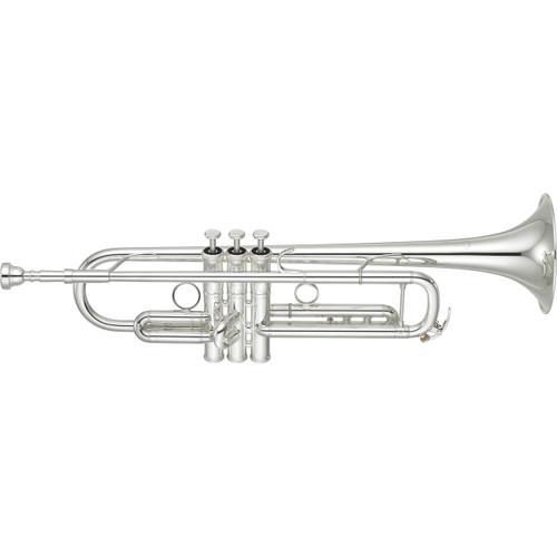 Yamaha YTR-8345IIRS Custom Xeno Trumpet; Reversed Leadpipe; Silver-Plated