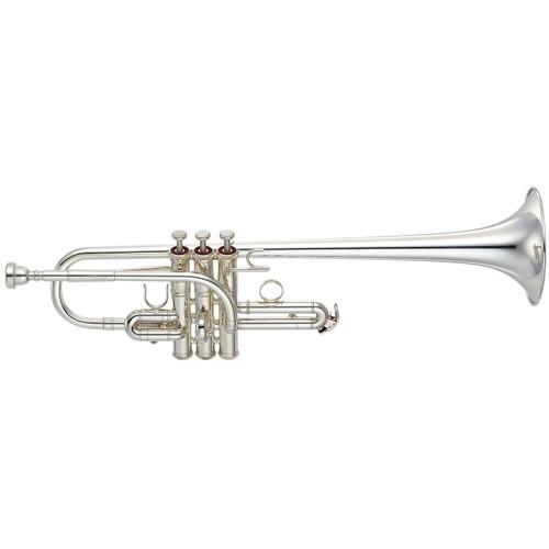 Yamaha YTR-9610 Custom Trumpet; Key of Eb/D