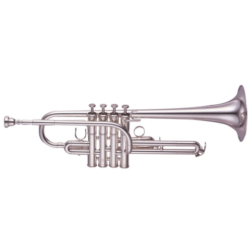 Yamaha YTR-9630 Custom Trumpet; Key of Eb; Gold-Brass Bell