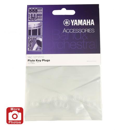 Yamaha YAC-1071P/10 Flute Key Plugs; 10 Pack