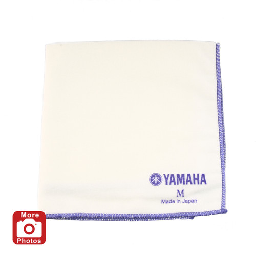 Yamaha YAC-1067P2 Silicon Treated Polishing Cloth; Medium