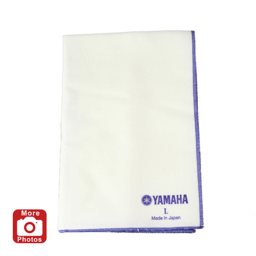 Yamaha YAC-1068P2 Silicon Treated Polishing Cloth; Large