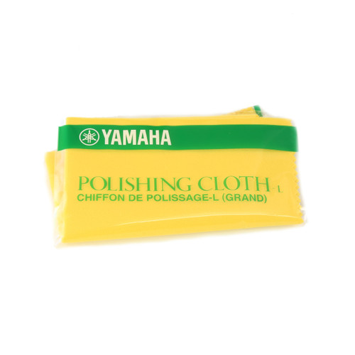 Yamaha YAC-1099P Untreated Polish Cloth; Large