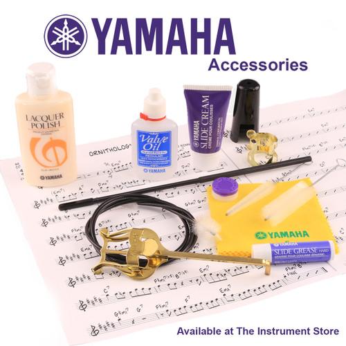 Yamaha YAC-1109P Silver Polishing Cloth; Slim
