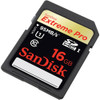 SanDisk 16GB SDHC Memory Card Extreme Pro