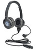 Clear-Com CC-220-X6 / Lightweight Double-ear Standard Headset XLR-6M