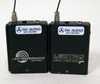 Used Lectrosonics SRA/5P Dual Channel Receiver & (2) UM400A Transmitters - Block 25 w/ SREXT Adapter & Cables