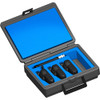 Comtek Carrying Case For One M-216 Option P7 Transmitter And Two Pr-216 Receivers.