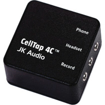 JK Audio CellTap 4C Wireless Phone Audio Tap Adapter