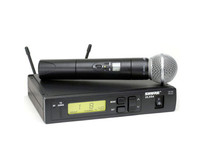 Shure ULXS24/58 Handheld Wireless System J1 (554.02 - 589.97 MHz)