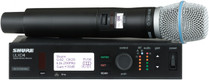 Shure ULXD24/B87A Handheld Wireless System J50 (572.17 - 635.9 MHz)