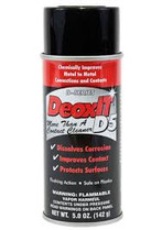 DeoxIT D-Series D5 Contact Cleaner Spray