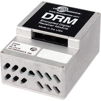 Lectrosonics DRM Encrypted Digital Receiver Module (Block 19)