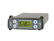 Lectrosonics SRC Wideband Dual Channel Slot Receiver B1 (537.600 - 614.375 MHz Blocks 21, 22 and 23)