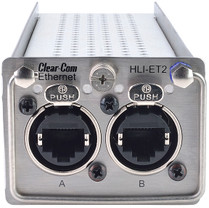 Clear-Com HLI-ET2 HelixNet Ethernet Linking Interface Module