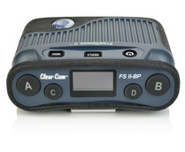 Clear-Com FreeSpeak II- 1.9GHz Wireless Intercom Beltback X7