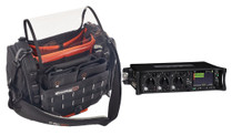 Demo Sound Devices 633 6-Input/10-Track Field Production Mixer w/ K-Tek Stingray Bag