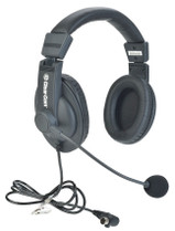 Clear-Com CC-30-MD4 Dual Ear Headset w/ Mini DIN Connector
