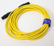 TAI Audio 25' XLR Cable, Yellow