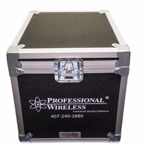 Professional Wireless S4511 Olympic Single Helical Road Case