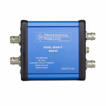 Professional Wireless S9830 Dual Bias-T with Power Supply