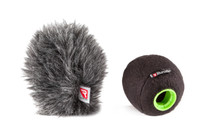 Rycote Baseball & Windjammer Combo, 21/22mm