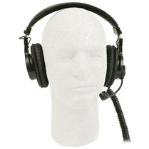 Remote Audio BCSHSDBC Communication Headset with Dynamic Boom Mic